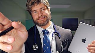 最好的医生神经科检查[ASMR]